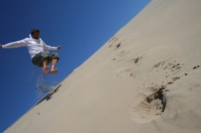 The Dunes, California, 2009