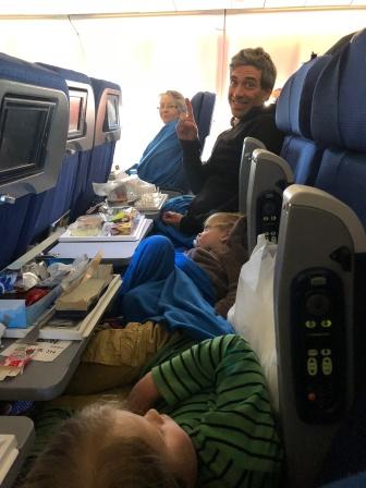 A looong flight